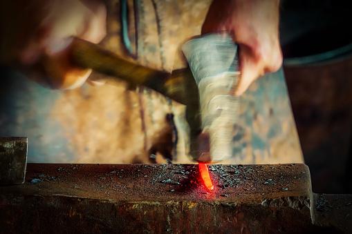 istock Blacksmith 2 842031572