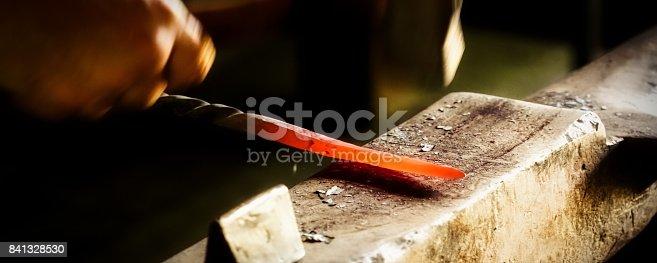 istock Blacksmith (Banner) 841328530