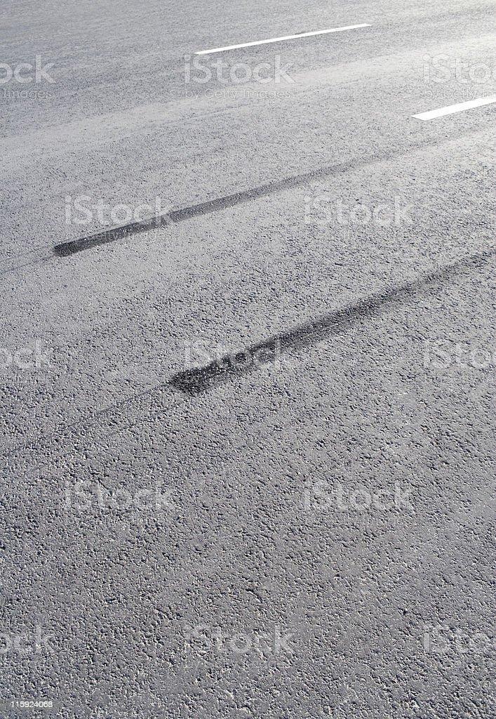 Black&white lines royalty-free stock photo