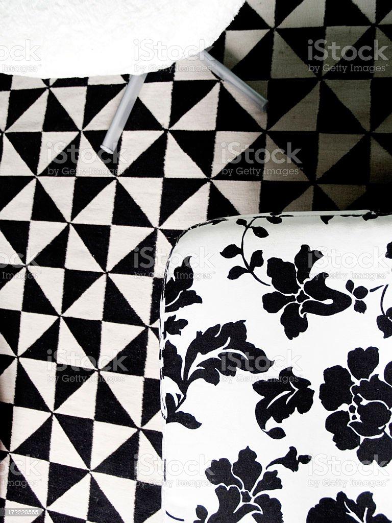 Black/White royalty-free stock photo