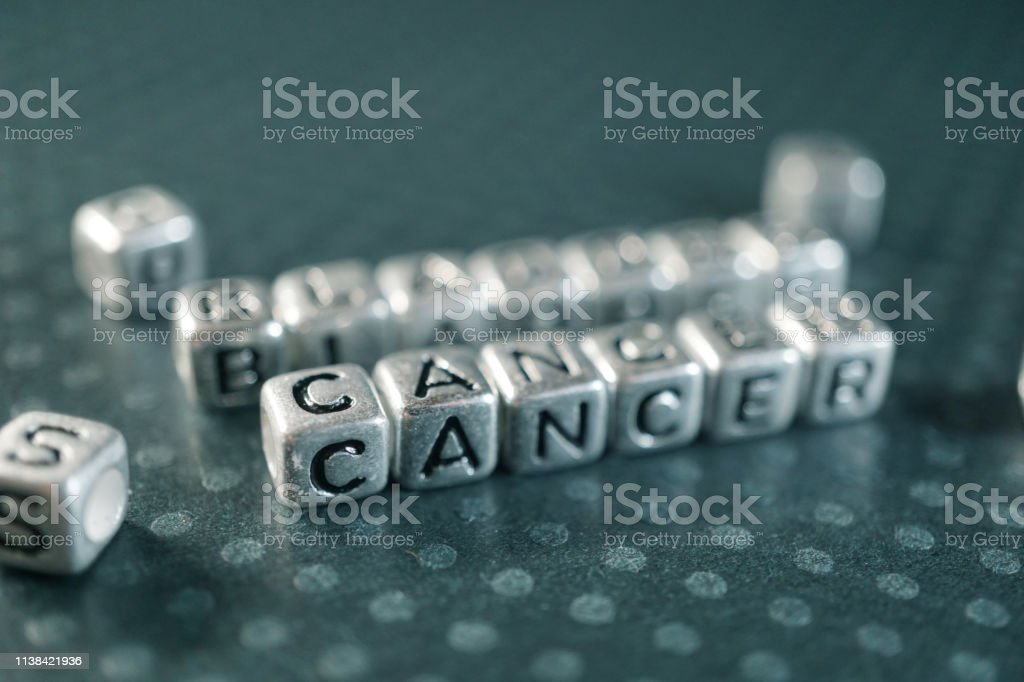 bladder cancer stock photo