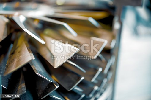 536680742 istock photo Blades molecular vacuum pump. Abstract industrial background 978974260