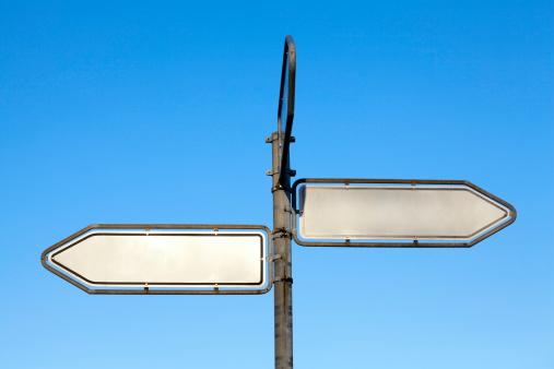 Blanc Street Signs