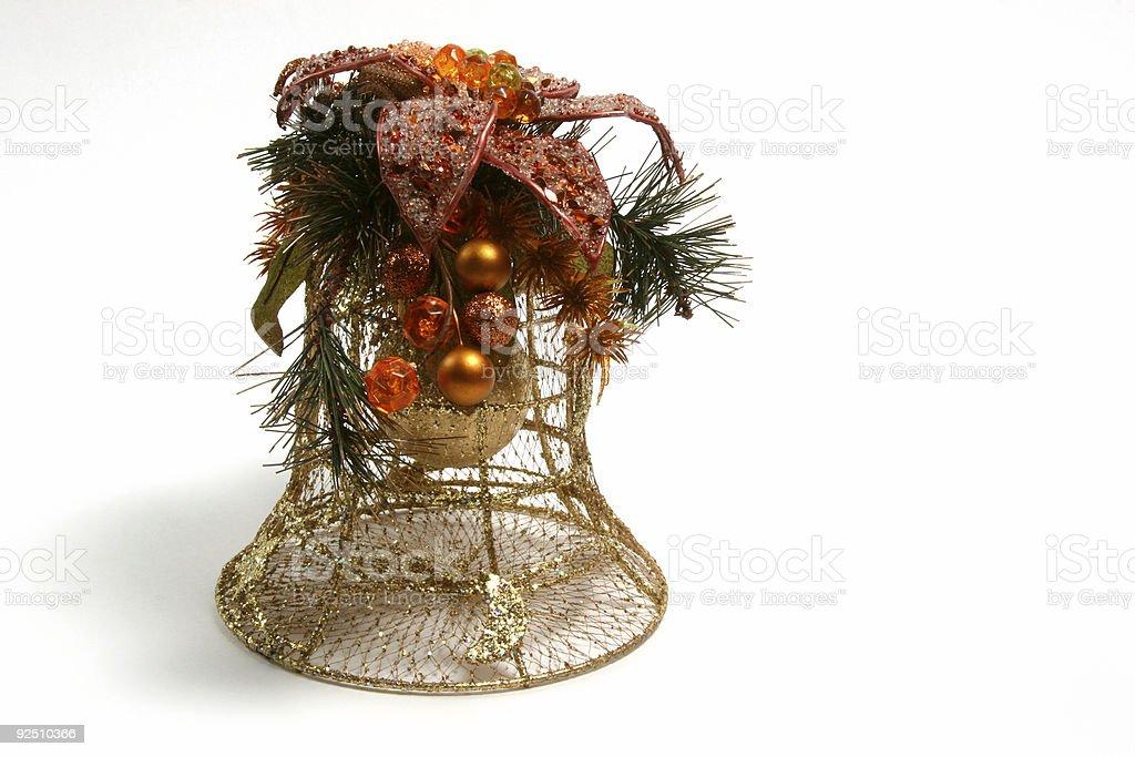 Blanca Navidad royalty-free stock photo