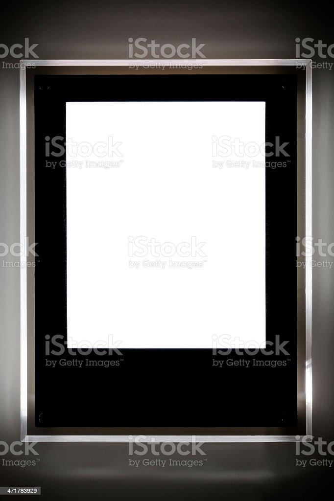 Fotografía de Acrílico Marco De Fotos En Blanco Led y más banco de ...
