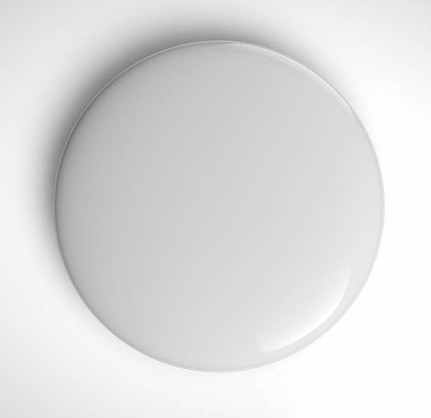 blank badge button - button stock photos and pictures