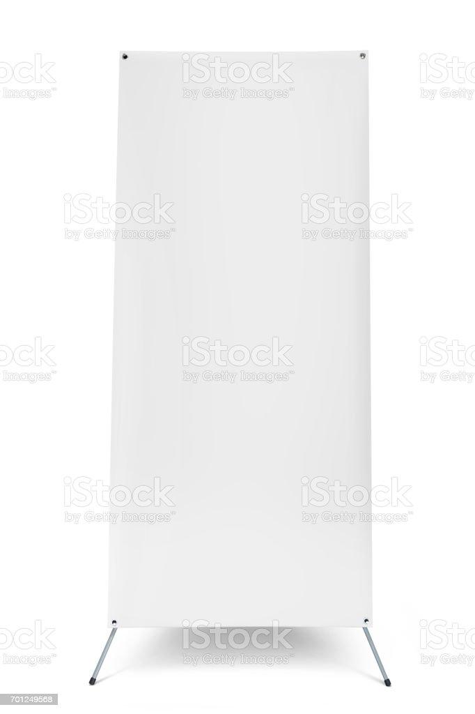 Famous Modèle Daffichage Stand De Bannière Vierge Pour Le Travail De  KR44