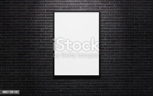 istock Blank billboard 660158182