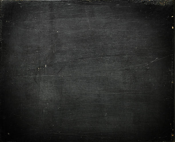 blank black board - slate rock stock photos and pictures