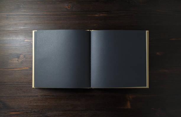 空白黑皮書 - 相簿 個照片及圖片檔