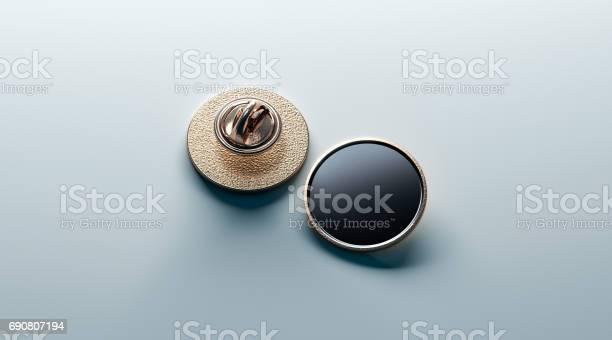 Blank black round gold lapel badge mock up front and back picture id690807194?b=1&k=6&m=690807194&s=612x612&h=qewp16sjbk0fa5h ftjhf268u2mjwbld tx3ymw3qxs=