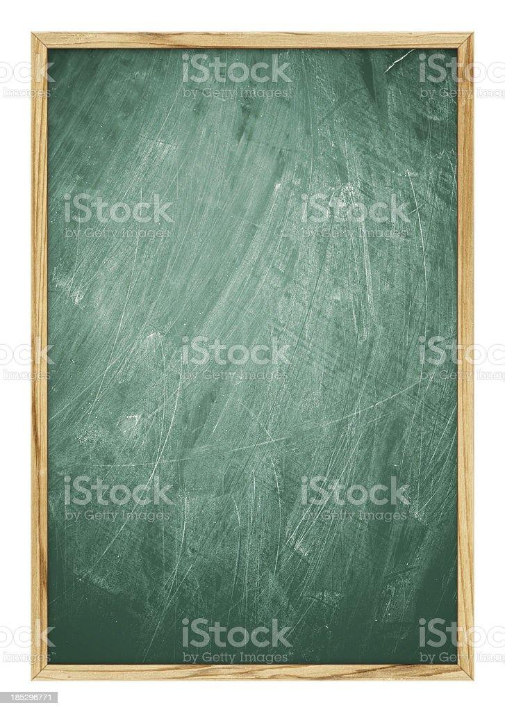 Tableau blanc (Tracé de détourage! Isolé sur blanc - Photo