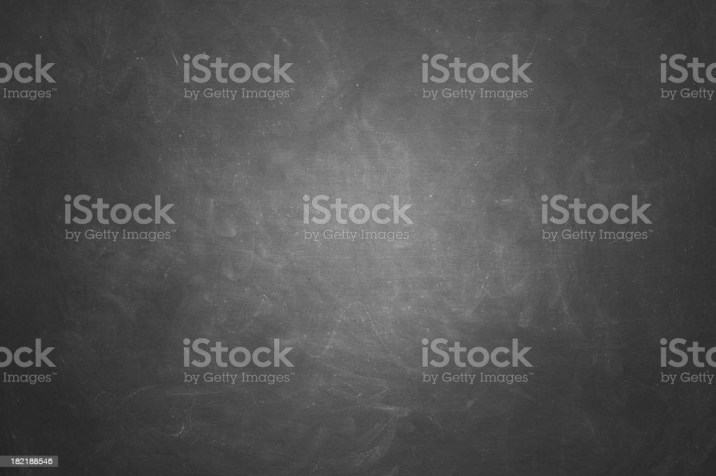 blank blackboard, black and white image royalty-free stock photo