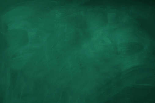 Blank blackboard-can accommodate custom text or images in various contrasting.