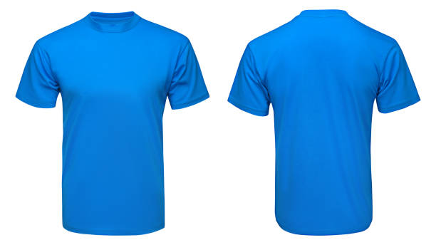 best t shirt front and back stock photos pictures