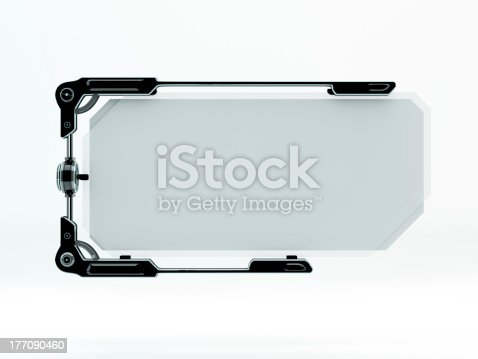 istock Blank board 177090460