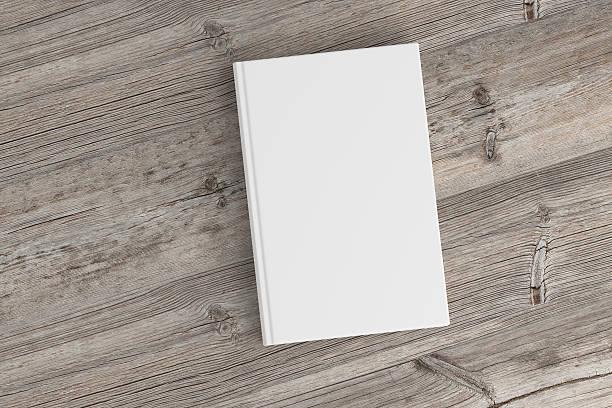 capa do livro em branco - brochura - fotografias e filmes do acervo