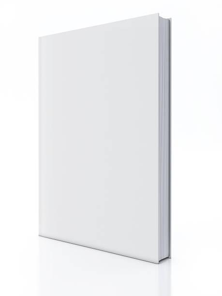 leere buch isoliert auf weiß - planner inserts stock-fotos und bilder