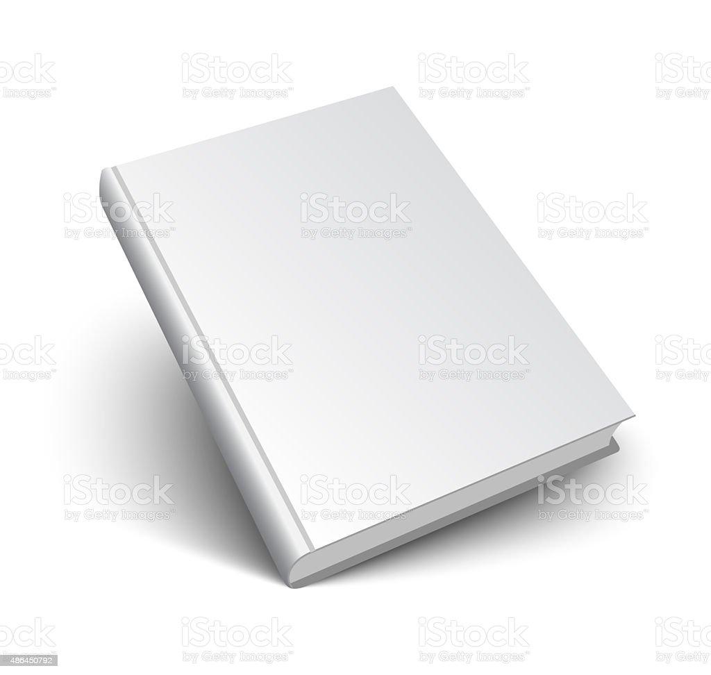 El Libro Blanco en blanco - foto de stock