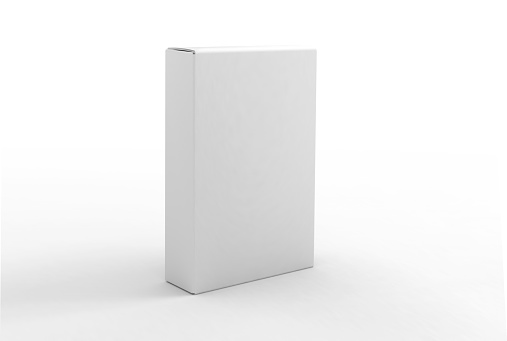 A great template for box design. Add your own design. XXL. Flip for left facing. Great for print or web.