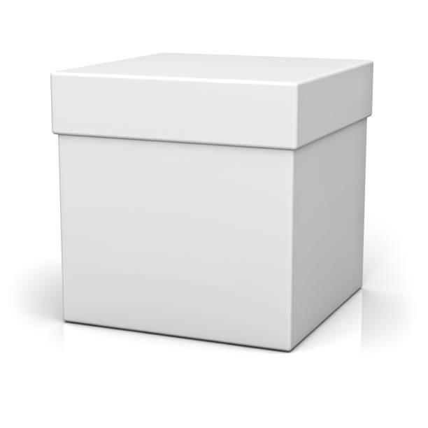 빈 상자와 뚜껑 - 뚜껑 뉴스 사진 이미지