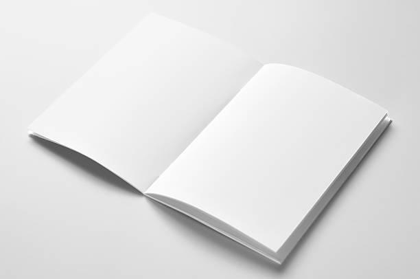 puste broszura - pustka zdjęcia i obrazy z banku zdjęć