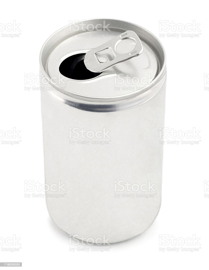 blank can royalty-free stock photo