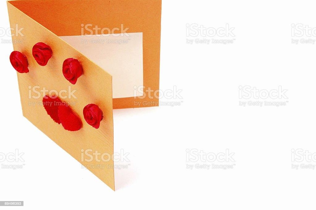 blank card series royalty free stockfoto
