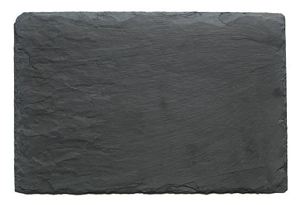 blank chalkboard - slate rock stock photos and pictures
