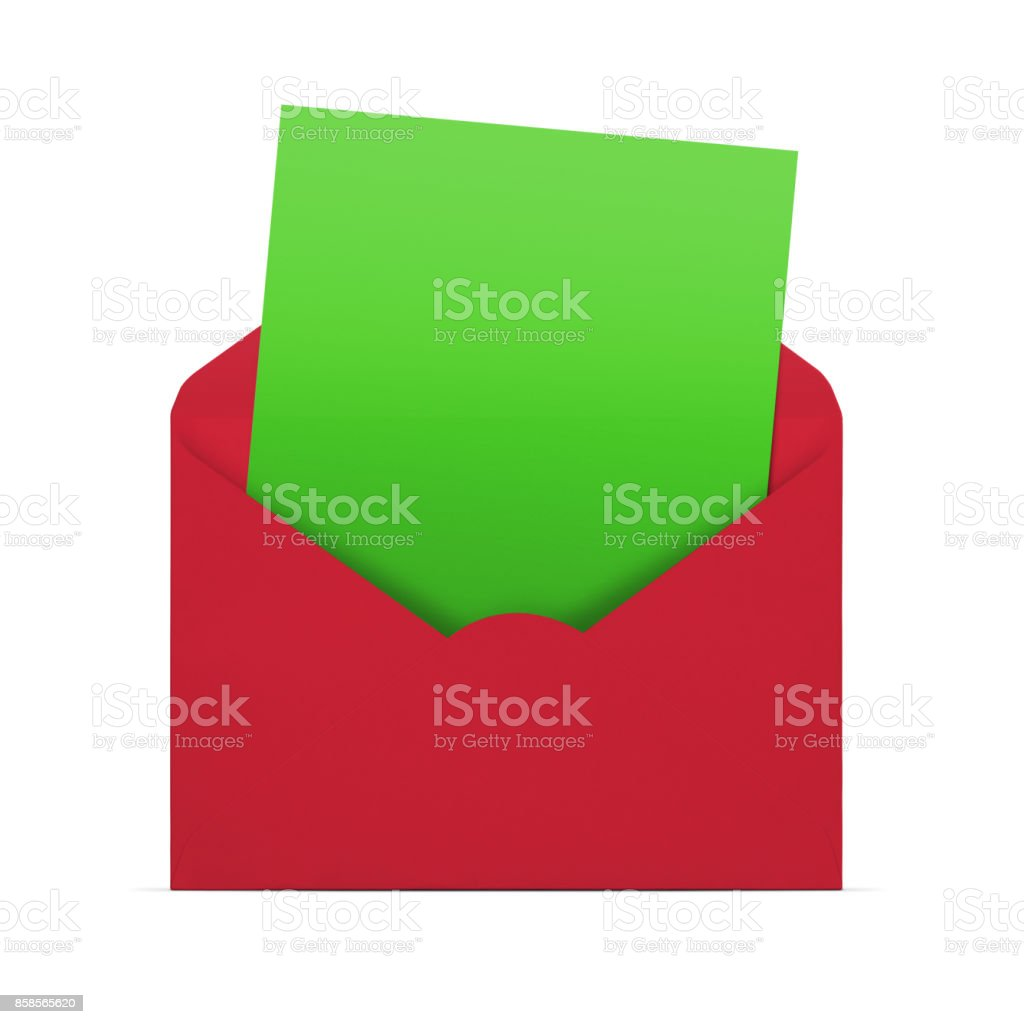 Blank christmas card with copy space stock photo