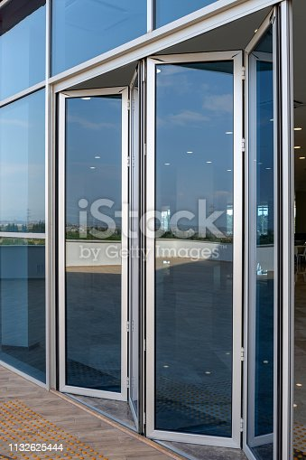 Window, Sliding Door, Glass - Material, Entrance, Aluminum