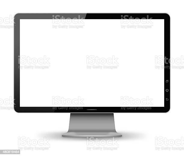Blank computer monitor isolated on white background picture id480819464?b=1&k=6&m=480819464&s=612x612&h=7qkuk8np3nl69q3iq3bx1q4m9cnd79lsrp3a9d3btxg=