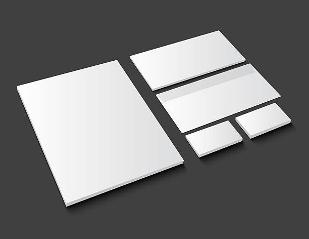 Maquettes de papier-à-lettre