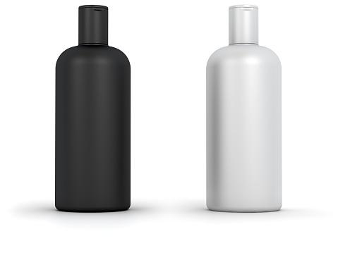 Blank Cosmetics Bottles