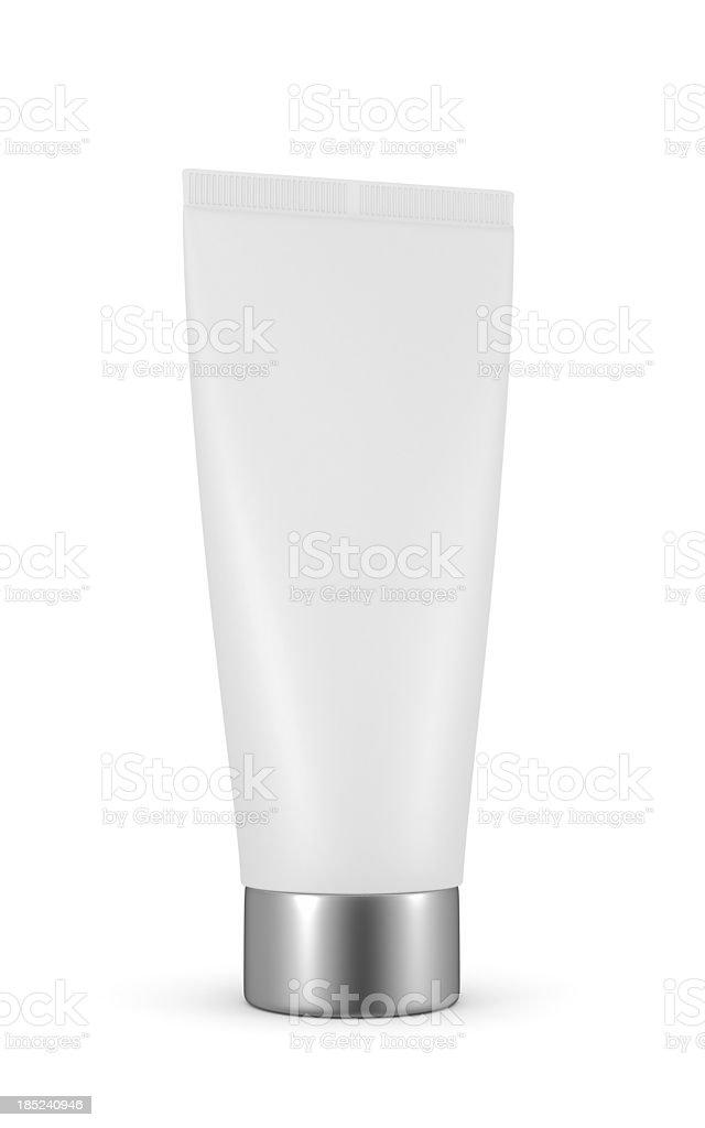 blank cosmetics royalty-free stock photo