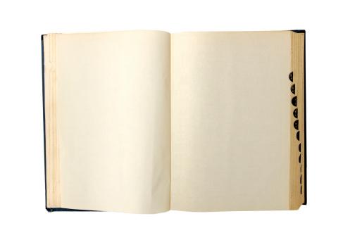 blank dictionary