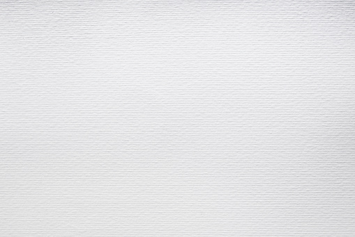 Blank white drawing coarse paper sample texture