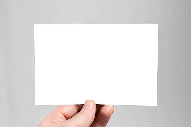 blank envelope template - postcard template stock photos and pictures