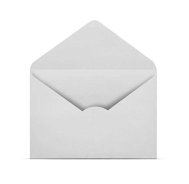 Royalty Free Open Envelope Pictures, Images and Stock