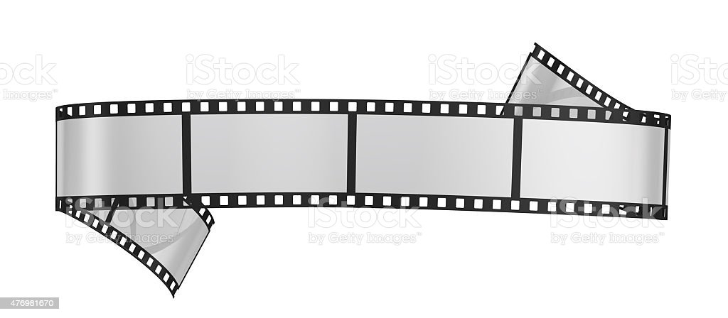 blank film stock photo