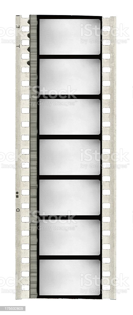 Leere film strip – Foto