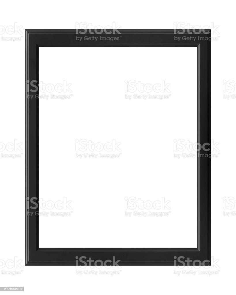 blank frame on a white royalty-free stock photo
