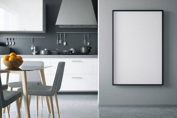 Blank frame on kitchens wall picture id909149142?b=1&k=6&m=909149142&s=612x612&w=0&h=yqssed5et8lgj81nzc9feff5gakmdrqo4yejbcdma o=