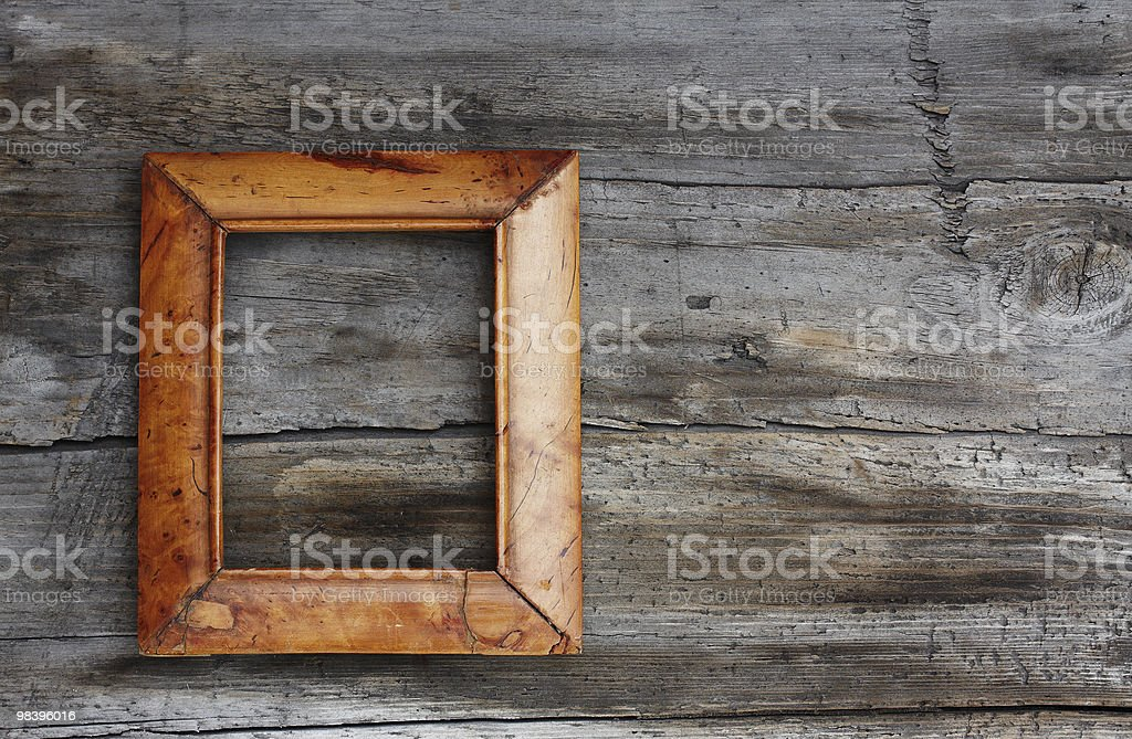 blank frame royalty-free stock photo
