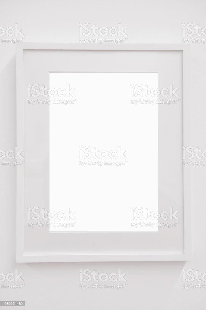 Blank frames royalty-free stock photo