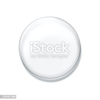 527567107istockphoto Blank glass badge 153467388