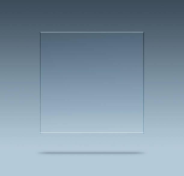 blank glass plate - glass material stock pictures, royalty-free photos & images