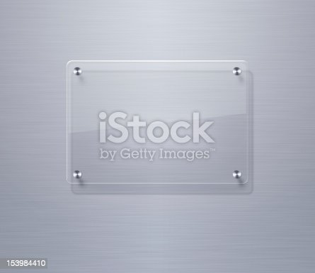 527567107istockphoto Blank glass plate with copy space 153984410
