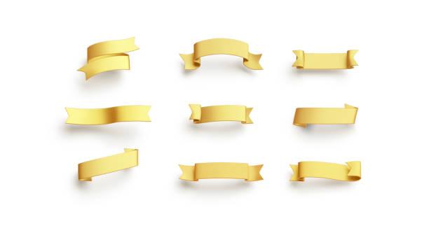 Blank gold banderole mock up set isolated picture id1170353564?b=1&k=6&m=1170353564&s=612x612&w=0&h=bnk4xh8uosy039kukhfa8nl3mc3fmzlbbr2vuvilwzk=