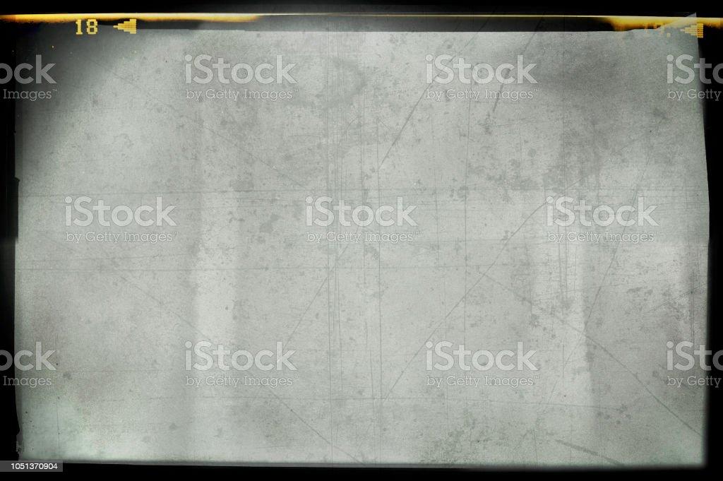 空白細微性和劃痕膜條紋理背景 - 免版稅光圖庫照片